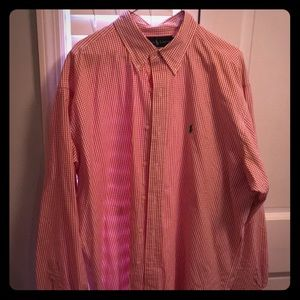 Large Ralph Lauren Blake shirt